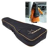 """Andoer 600D Water-resistant 23"""" 24"""" Ukelele Ukulele Gig Bag Nylon Backpack Adjustable Shoulder Straps Pocket 5mm Cotton Padded for Concert Ukelele"""