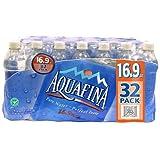 Aquafina Pure Water - 32 / 16.9 fl. Oz 2pk