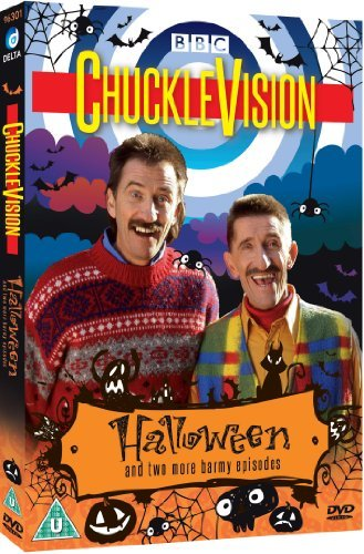 Chucklevision Halloween And Two More Barmy Episodes [DVD] by Barry Elliot]()
