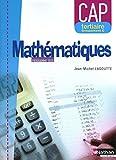 Mathématiques - CAP Tertiaire - Groupement C