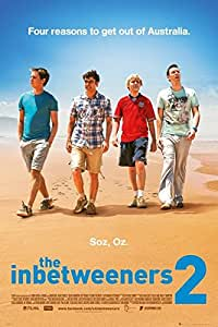 Nosoloposters Maxi Poster The Inbetweeners 2 One Sheet