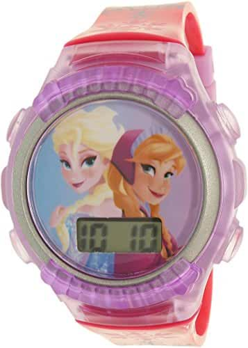 Disney Kids Frozen Elsa & Anna Digital Watch