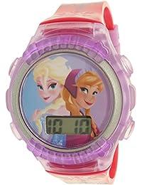 Kids Frozen Elsa & Anna Digital Watch