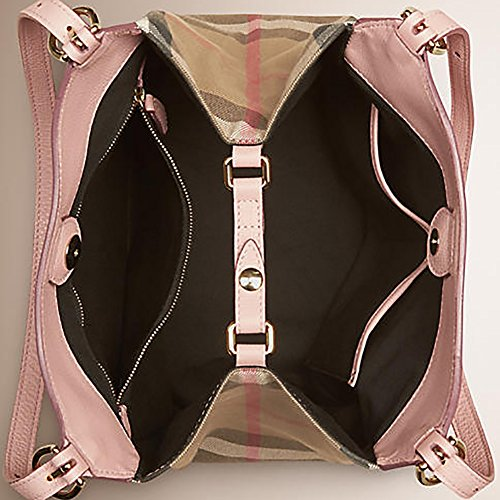36cabff65402 Tote Bag Handbag Authentic Burberry Small Canter in Leather - Import It All