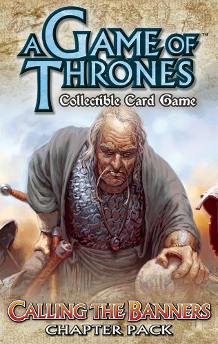 A Game of Thrones: The Card Game - Calling the Banners Chapter Pack