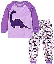 WonderBabe Pajamas Sets Little Big Girls 100% Cotton Kids