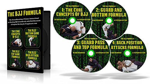The BJJ Formula with Rob Biernacki and Stephan Kesting by Grapplearts by Grapplearts