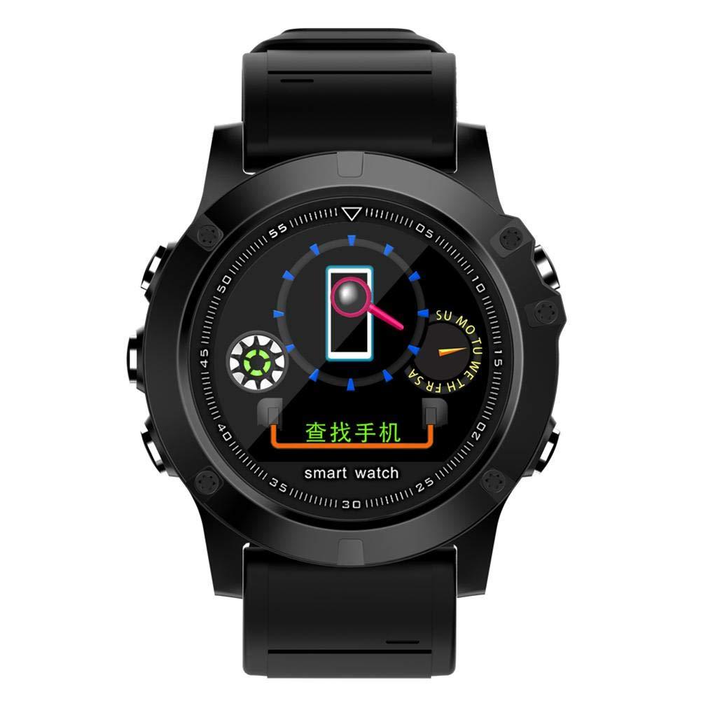 """L11 Pulsera Actividad IPS de 1.22"""" Pantalla a Color Bluetooth 4.0 Reloj Inteligente Mujer y Hombre, IP68 Impermeable Podómetro Oxímetro Pulsómetro Compatible con iOS y Android"""