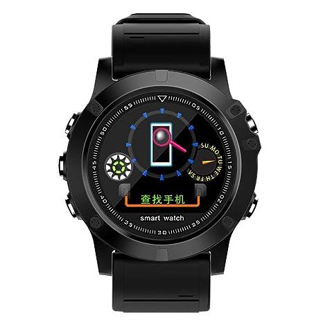 iBaste Multifuncional L11 Reloj Inteligente a Prueba de Agua Smartwatch Soporte Bluetooth/Función de Calorías