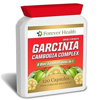 Garcinia Cambogia Complex - Quemar Grasa Rápidamente ...