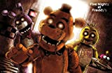 bluefire app - Five Nights At Freddy's - Scare Poster Print (34 x 24)