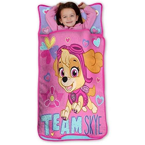 Nickelodeon Paw Patrol Team Skye Toddler Girls Nap Mat