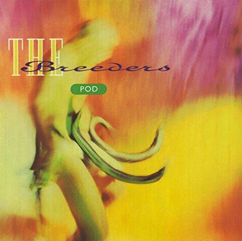 The Breeders - Pod (Gold Vinyl)
