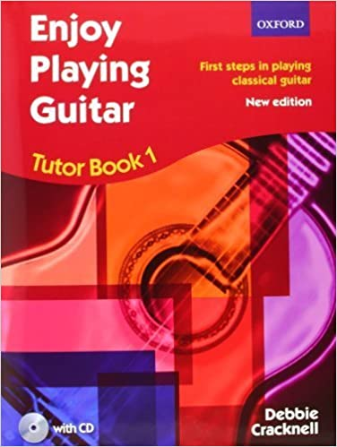 Enjoy Playing Guitar Tutor Book 1 + CD: First steps in playing ...