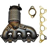 Mitsubishi Lancer 2.0 (2002-2007) Catalytic Converter Exhaust Manifold - Not For California Emission Vehicles