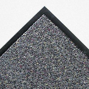 Crown CWNCB0046GY CLASSIC BERBER WIPER MAT, NYLON/OLEFIN, 48 X 72, GRAY **1 EA ** by Crown