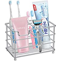 HBlife Stainless Steel Electric Toothbrush Holder