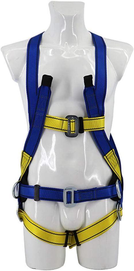 HPDOE Arnes Escalada Equipo Exterior Multifuncional cinturón ...