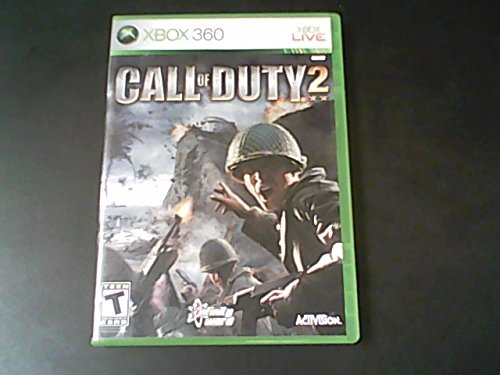 (Call of Duty 2 Special Edition - Xbox 360)