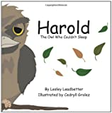 Harold the Owl Who Couldn't Sleep, Lesley Leadbetter, 1921869895