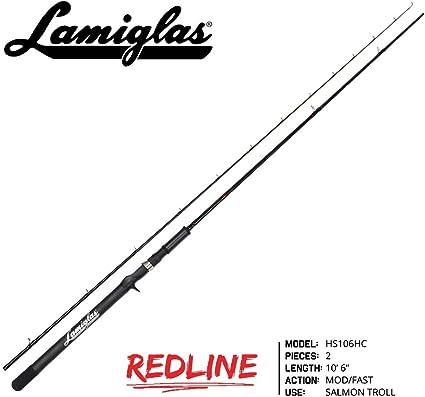 Lamiglas Redline series Fishing Rods