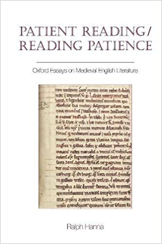 essays on english literature essays on middle english literature  amazoncom patient readingreading patience oxford essays on amazoncom  patient readingreading patience oxford essays on medieval english