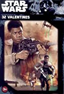 Star Wars 32 Valentines