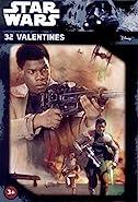 Star Wars 32 Valentines