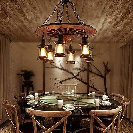 Amazon.com: XQY Lámpara de araña para dormitorio, sala de ...