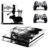 You loving Kingdom Hearts Birth by Sleep Vinly Skin Sticker for PS4 System Playstation 4 Console with 2 Controller Skins by You Loving