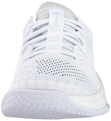Adidas Originals Kvinders Crazytrain Elite W Cross Trainer Hvid / Tech Sølv / Grå Én rwQyDfvn