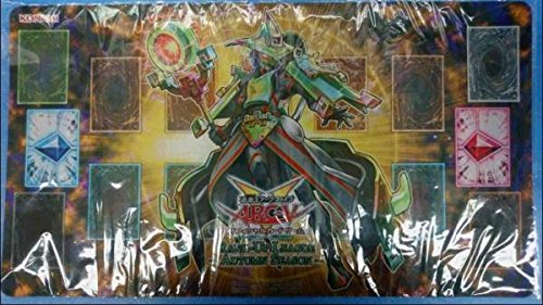 遊戯王 アジア 公式 プレイマット フルメタルフォーゼ アルカエスト B073MWX16J