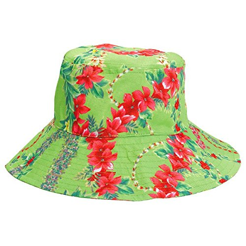 amscan Summer Party Bucket Hat, 4.5'' x 10''