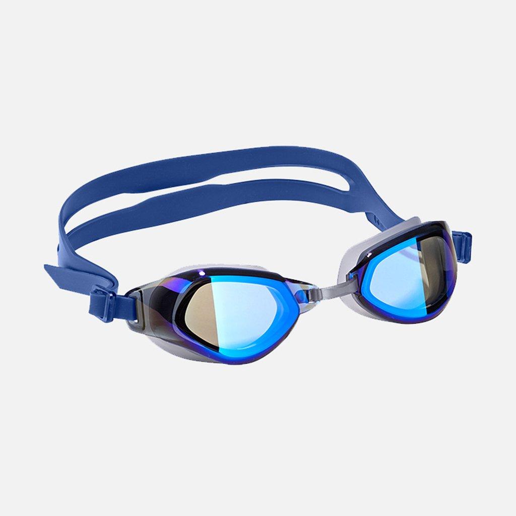 SX-CHENG Schwimmen-Glas-Erwachsene Anti-Fog-Schwimmen-Eyewear-Wasserdichte UVschutz-Schwimmen-Schutzbrillen B07F811P34 Schwimmbrillen Tadellos