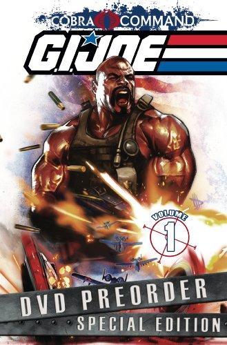 G.I. Joe Cobra Command DVD Pre-Order Special Edition (English Edition)