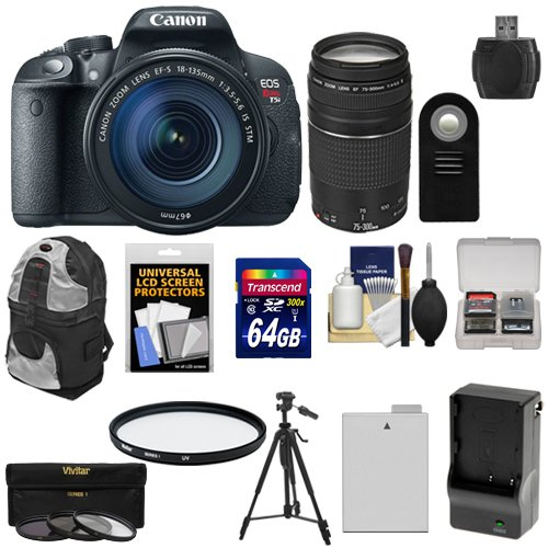 canon-eos-rebel-t5i-digital-slr-camera-ef-s-18-135mm-is-stm-lens-with-ef-75-300mm-iii-lens-64gb-card