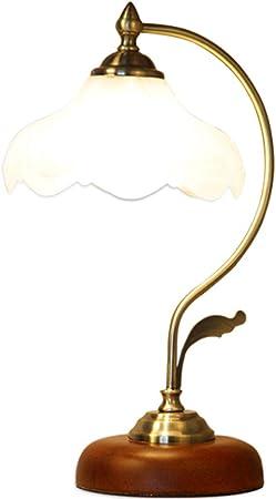 Somnrchun Lámpara de Mesa con Pilas Brian Watt LED Side Mesita de Noche y lámpara de Escritorio Incl.Bombilla LED, Cable (Color : Red): Amazon.es: Hogar