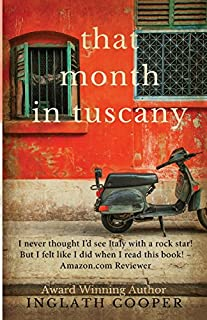 Book Cover: That Month in Tuscany