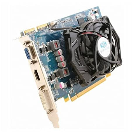 Sapphire Radeon HD5670 1 GB DDR3 VGA/DVI/HDMI Tarjeta de Video PCI ...