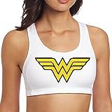 Wonder Woman Logo Yoga Underwear For Gym