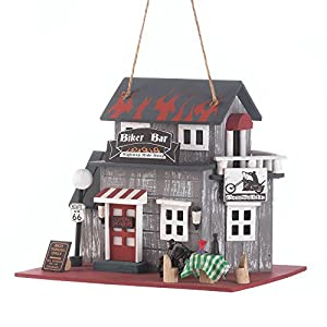 koehler home decor biker bar birdhouse - Koehler Home Decor