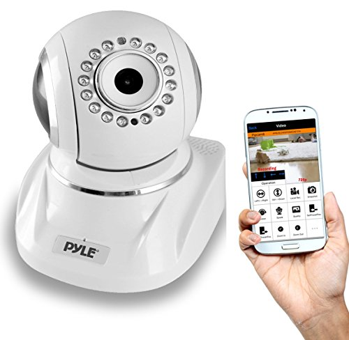 Pyle PIPCAMHD82 Wireless Security Surveillance