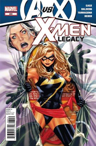 X-men Legacy #269