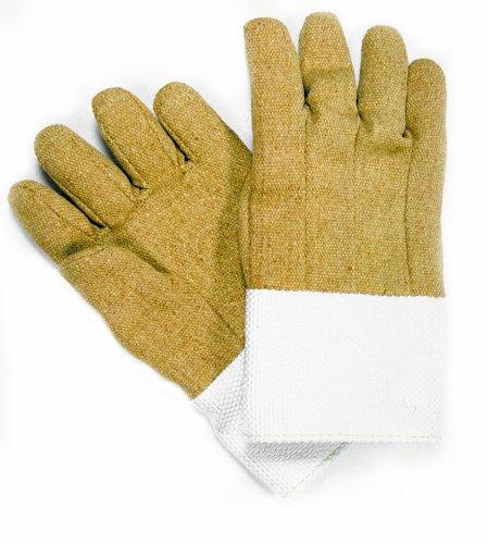 Steel Grip GLPB22 211-14AW06 PBI/KEVLAR High Heat Glove, 14-Inch, 1-Pair