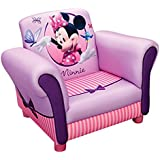 Disney TC85604MM- Poltrona imbottita Minnie Mouse, Colore Rosa