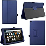 Case for All-New Fire HD 10 2017 - Premium Folio Case for All-New Fire HD 10 Tablet with Alexa...