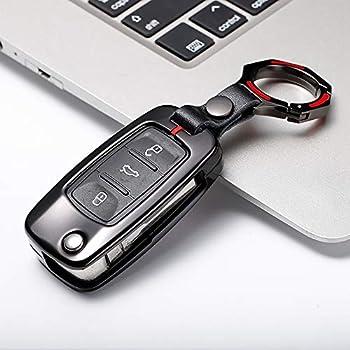 Amazon.com: ontto - Funda para llave de Volkswagen ABS y ...
