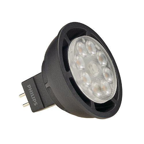 Philips MASTER LED Spot MR16, GU5, 3, 8 SMD LED, 6,5 W, 36°, 2700 K, intensidad regulable eficiencia energética: A: Amazon.es: Iluminación