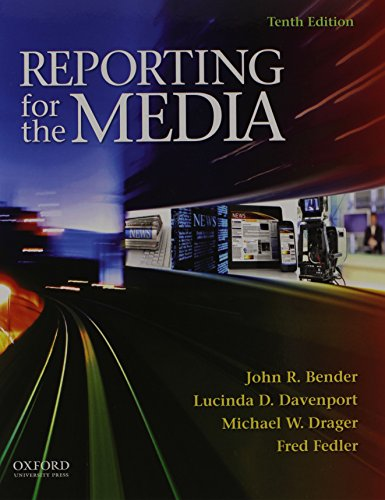 Reporting F/Media W/Ap Style Book