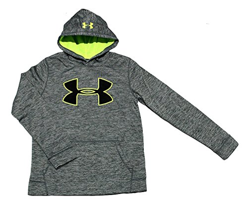 Under Armour Boys Youth Athletic STORM Fleece Hoodie Water Resistant Small by Under Armour